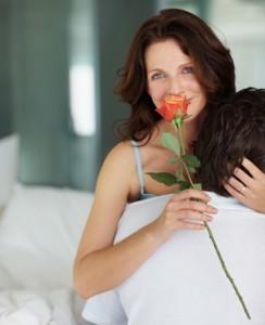 Glückliche Beziehungen beruhen auch auf intaktem Sexualleben