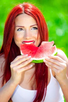 Wassermelonen: reich an L-Citrullin und L-Arginin